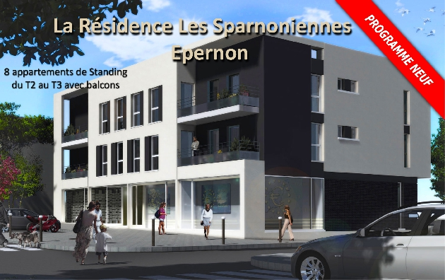 residence Les Sparnoniennes epernon 28230
